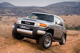 fj cruiser changes the rules