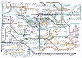 Korean Subway Map by Seoul Metro Map Chinese