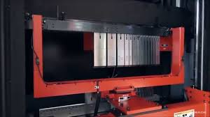 hg atc press brake with automatic tool changer youtube