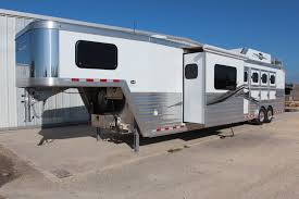 horse trailer living quarter floor plans living quarters d u0026d farm and ranch trailers seguin texas