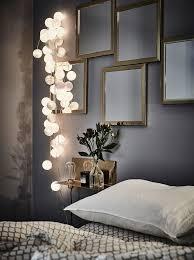 guirlande deco chambre beau chambre fille romantique 12 guirlande de lumi232res