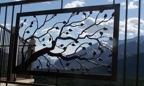ironbychad custom wrought iron railings steel gazebos