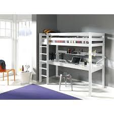 lit superpos combin bureau lit mezzanine 90 lit combine lit mezzanine 90200 cm micka l 206 x l
