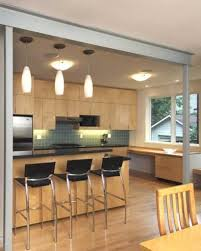 modern open kitchen design kitchen fresh modern open kitchen dining plan with pillars and