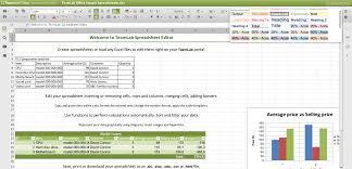 Financial Calculator Spreadsheet Online Spreadsheet Maker Nbd
