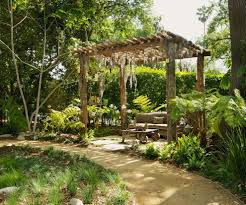 outdoor sitting area log gazebo landscape rustic with outdoor furniture traditional