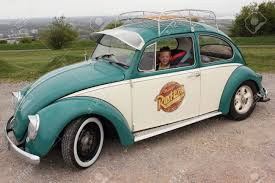 volkswagen beetle classic a classic rat style vw beetle 2015 stock photo picture and