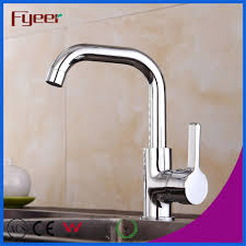 free shipping cheap brass kitchen sink faucet single handle water