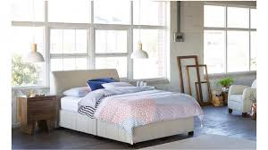 jett queen bedhead with a storage drawer base bedroom beds