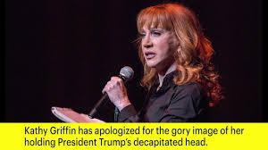 Livingroom Images Kathy Griffin Trump Photo Tyler Shields Explains Decapitated Image