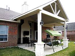 Covered Patio Pictures Covered Patios Tomball Houston Spring The Woodlands Tx