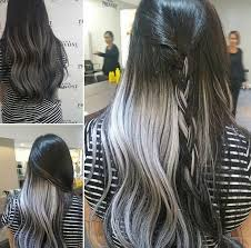 salt and pepper tape in hair extentions kδrlδ powell on twitter no colour was added to the clients hair