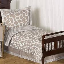 Giraffe Bedding Set Sweet Jojo Designs Giraffe 5 Toddler Bedding Set Reviews