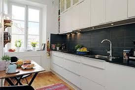 Black Kitchen Tiles Ideas Interior Design Ideas Designs Cabinets Beautiful Photos Best