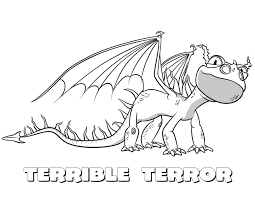 train dragon coloring pages kids download 8358