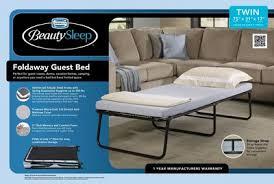 Single Folding Guest Bed Sleep Folding Guest Bed Boyd Specialty Sleep Beautysleep Guest