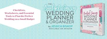 wedding planner organizer review the budget savvy wedding planner and organizer giveaway