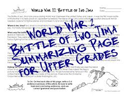 Iwo Jima On World Map by Squarehead Teachers Wwii Worksheet For Upper Grades Battle Of