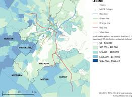 Map Of Colleges In Boston by Mattapan Is A Transportation Island Can It Be Fixed The Boston