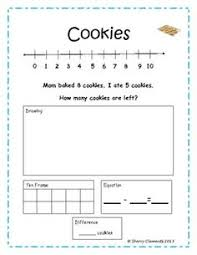 january addition word problems ten frames morning work and word