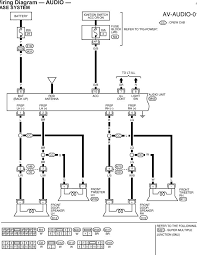2002 nissan frontier stereo wiring diagram wiring diagram