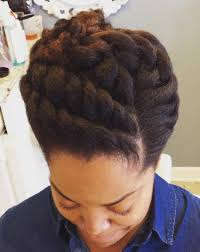 272 best half up half down with braids images on pinterest 25 gorgeous natural hair buns ideas on pinterest natural