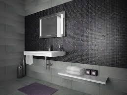 bathroom mosaic tile wall glass white design sundance
