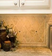 Tile Backsplash Love Travertine The Dream House Pinterest - Backsplash travertine tile