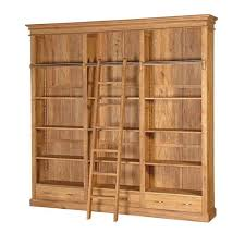 Oak Bookcases Sale Best 25 Bookcase With Ladder Ideas On Pinterest Library Ladder