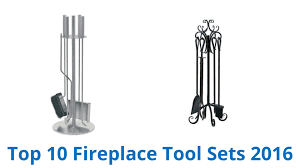 10 best fireplace tool sets 2016 youtube