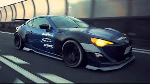 subaru brz drift the bee racing subaru brz with rocket bunny kit is awesome roadshow