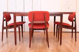 milo baughman dining table baughman for glenn of california dining table 4 mid century modern