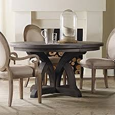corsica rectangle pedestal dining table unique amazon com hooker furniture corsica 54 round dining table