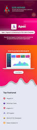apex angular 5 u0026 bootstrap 4 html admin template by pixinvent