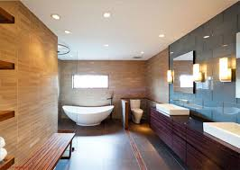 bathroom lighting ideas for an attention grabbing bathroom