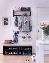 Ikea Entryway Bench A Low Bestå Unit Placed In Your Entryway Makes A Great Bench For