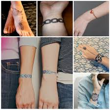 bracelet designs tattoo images Tattoo wrist bracelet designs wrist tattoos bracelet design jpg