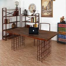 country vintage wrought iron wood dinette table bar tables