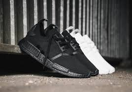 black friday 2017 adidas adidas nmd r1 primeknit triple white and triple black japan