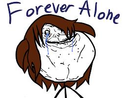 Forever Alone Girl Meme - top 14 forever alone items daxushequ com