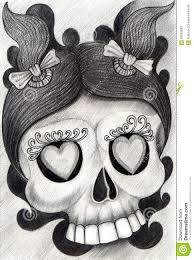 skull tattoo images free art skull tattoo stock illustration image 66603668