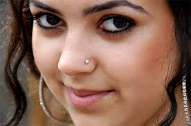 hindu nose ring spicy bhaarat indian jewelry