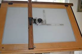 Vemco Drafting Table It Comes With A Vemco V Track Drafting Machine Description From