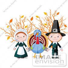 royalty free rf clip illustration of a thanksgiving turkey