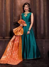 wedding wear dresses floor length silk dresses online uae green wedding floor length