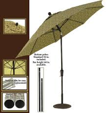 Custom Patio Umbrellas Patio Umbrellas Custom Made Commercial Grade Available With