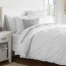 get solid white quilt aliexpress alibaba group with regard to stylish property white duvet cover queen designs