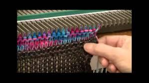 sweater machine sweater machine cast on rag by diana sullivan