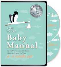 amazon com the baby manual dvd award winning parent