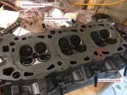 stopping bits geeing into intake manifold holes mitsubishi forum